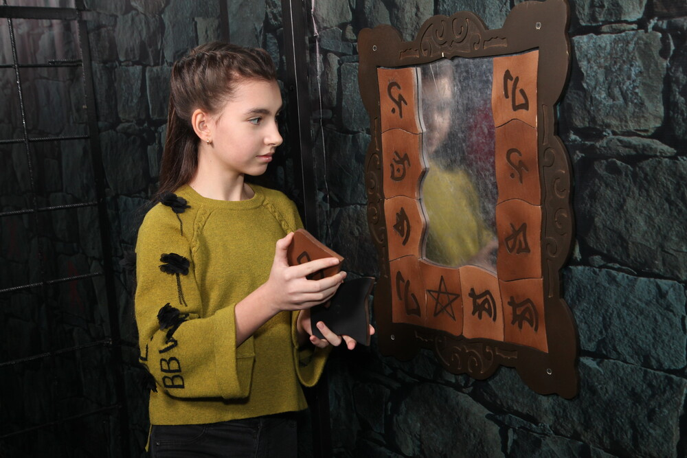 Квест-комната Башня дракона в Харькове